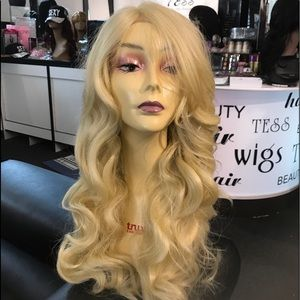 Accessories - Blonde Wig Lacefront Romance Curls 2019 Hairstyle